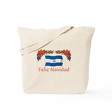 Nicaragua Feliz Navidad 2 Tote Bag