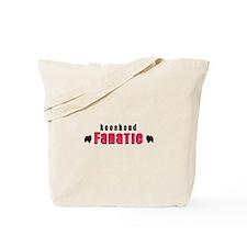 Keeshond Fanatic Tote Bag