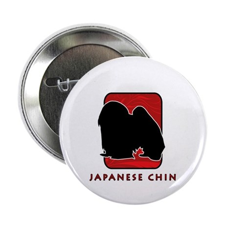 "Japanese Chin 2.25"" Button (10 pack)"