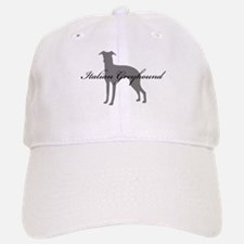 Italian Greyhound Baseball Baseball Cap