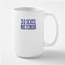 Old School Auctioneer Mug