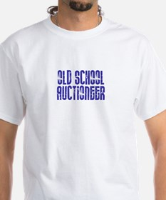 Old School Auctioneer Shirt