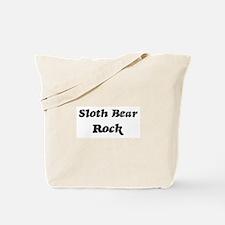 Sloth Bears rock] Tote Bag