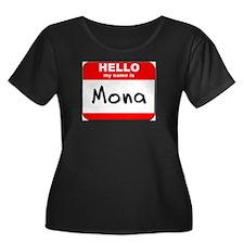 Hello my name is Mona T