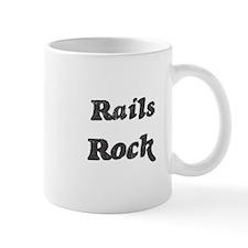 Railss rock Mug