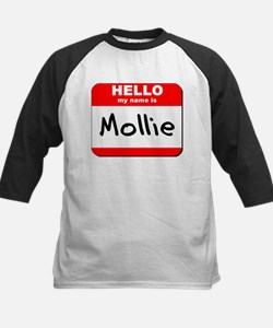 Hello my name is Mollie Tee