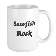 Sawfishs rock] Mug