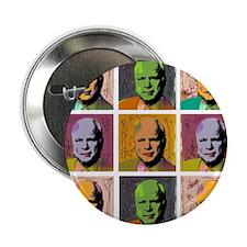 """McCain Mao 2.25"""" Button"""