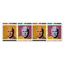 McCain Mao Bumper Bumper Sticker