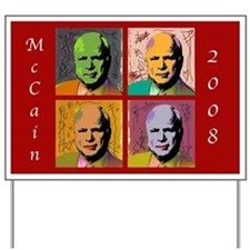 McCain Mao Yard Sign