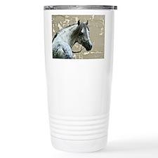 Caspain Horse Travel Mug