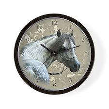 Caspain Horse Wall Clock