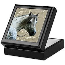 Caspain Horse Keepsake Box