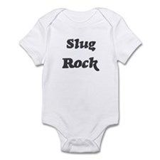 Slugs rock Infant Bodysuit