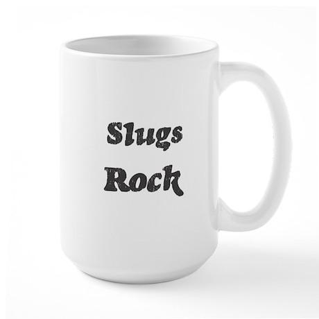 Slugss rock Large Mug