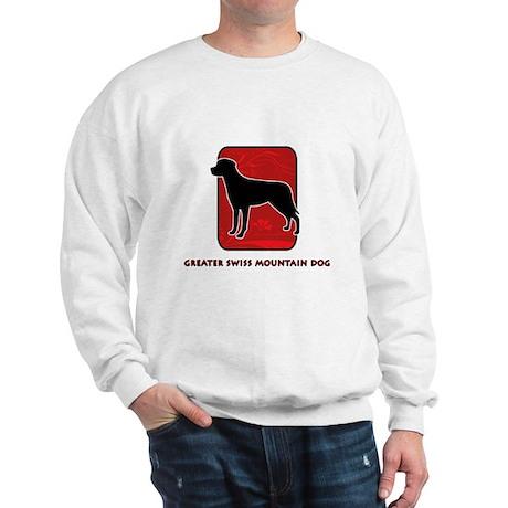 Greater Swiss Mountain Dog Sweatshirt