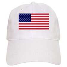 American US Flag Baseball Cap