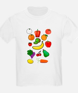 Cute Fruits T-Shirt