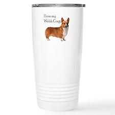 I love my Welsh Corgi Travel Mug