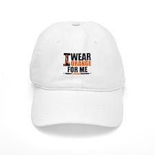 I Wear Orange For Me Baseball Cap