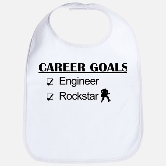 Engineer Career Goals - Rockstar Bib