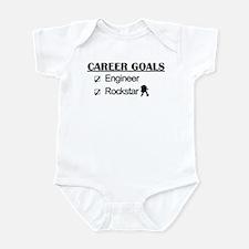 Engineer Career Goals - Rockstar Infant Bodysuit