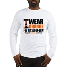 IWearOrange Son-in-Law Long Sleeve T-Shirt