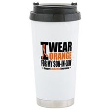 IWearOrange Son-in-Law Travel Mug