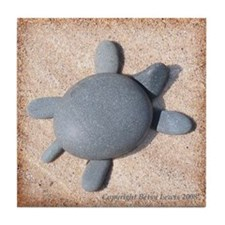 Rocky, A Superior Turtle Tile Coaster