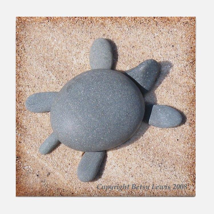 Rocky, A Superior Turtle Tile Coaster