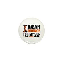 I Wear Orange For My Son Mini Button (10 pack)