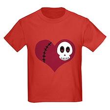 Skull Heart T