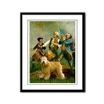 Spirit'76/Wheaten T Framed Panel Print