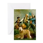 Spirit'76/Wheaten T Greeting Cards (Pk of 10)