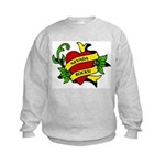 Nevada Rocks! Kids Sweatshirt