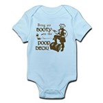 Booty Infant Bodysuit