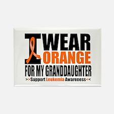 IWearOrange (Granddaughter) Rectangle Magnet
