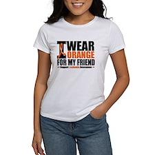 I Wear Orange For My Friend Tee