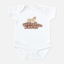 Walking Horse Infant Bodysuit