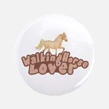 "Walking Horse 3.5"" Button"
