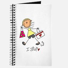 I Shop Journal