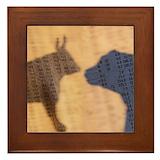 Cfo Framed Tiles