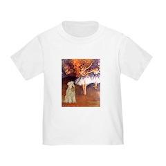 Dancer1/Wheaten T (7) Toddler T-Shirt