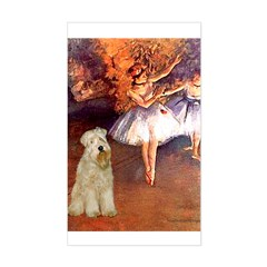 Dancer1/Wheaten T (7) Decal