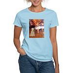 Dancer1/Wheaten T (7) Women's Light T-Shirt