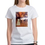 Dancer1/Wheaten T (7) Women's T-Shirt
