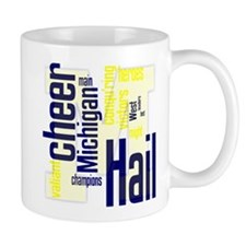 Unique College football Mug