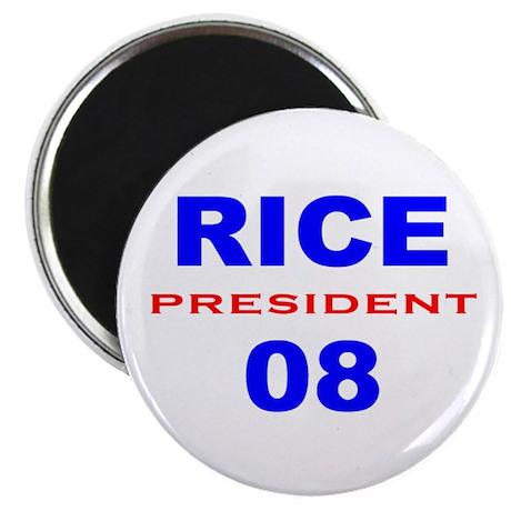 Condi Rice, President, 08, Magnet-3