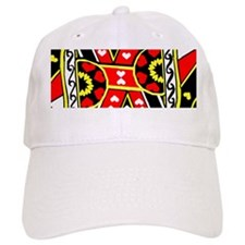 Queen of Hearts Baseball Cap