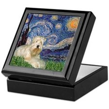 Starry / Wheaten T #1 Keepsake Box